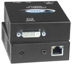 XTENDEX® ST-C6DVI-IR-300 (Remote and Local Unit)