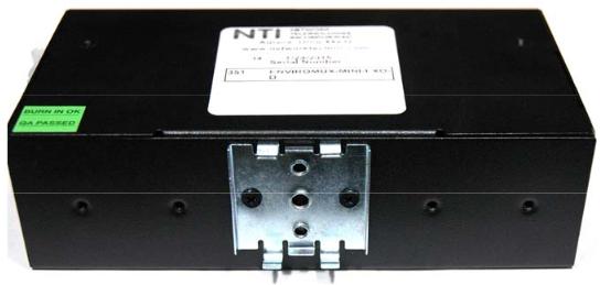 DIN Mounting Kit for ENVIROMUX-2D, ENVIROMUX-5D, ENVIROMUX-MINI-LXO