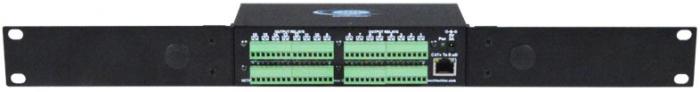 E-DI16DOR16-V2R - Digital Input/Output Expander, 1RU Rackmount