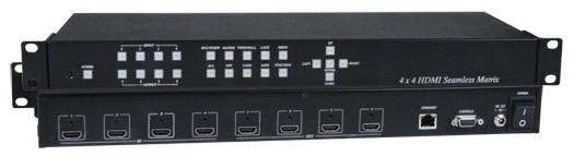 SPLITMUX-4X4-HDVWC (Front & Back)