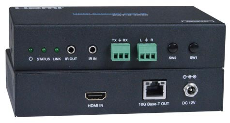 XTENDEX® ST-IP4K18GB-RS (Local & Remote Unit)
